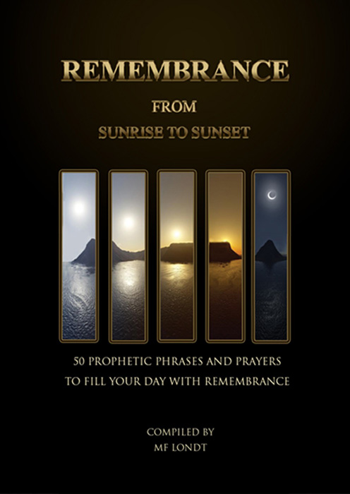 Remembrance from sunrise to sunset