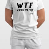 WTF, where's the food